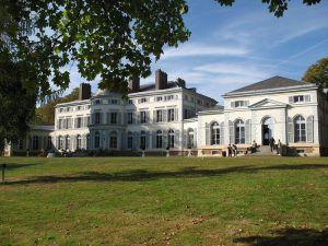 Le château de Groussay.