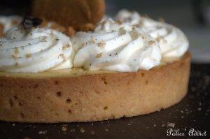 Un petit zoom sur la pâte sucrée.